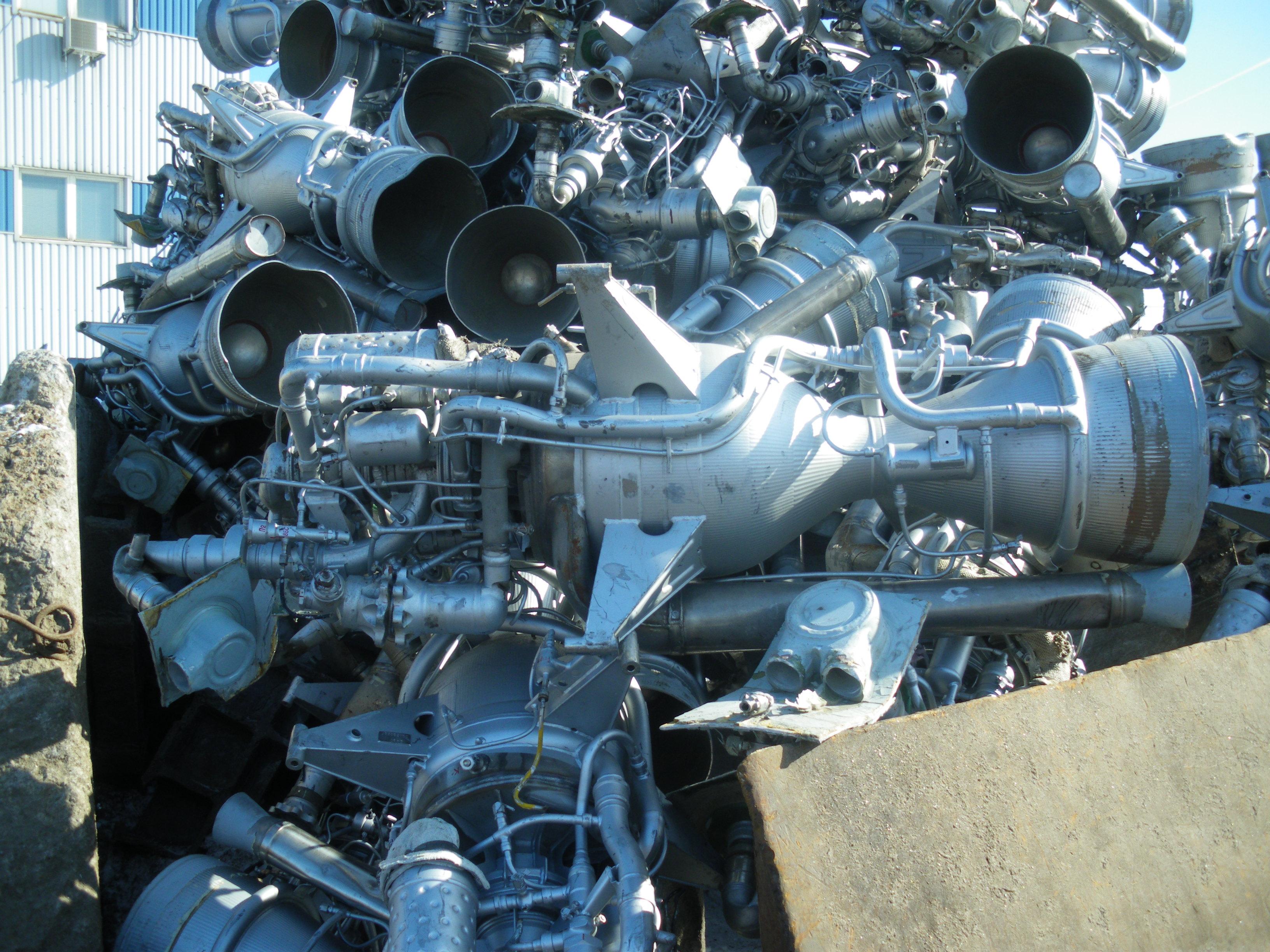 Ракетные двигатели